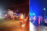 Tragédie u hranic: Auto srazilo českou rodinu na výletě, otec nepřežil!