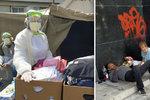 Zákaz vycházení u bezdomovců: Výjimku nemají, azyl hledají složitě. Co sankce?
