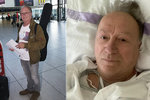 Petr Janda skončil na sále v IKEMu! Bez narkózy mu srovnali srdce
