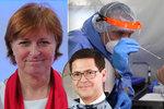 Expert varoval před důvěrou v antigenní testy v Česku. Od Rážové dostal padáka