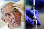 """První očkovaný lékař Pavel Pafko: """"Nerozumím lidem, kteří váhají s vakcinací"""""""