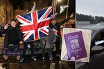 Téměř 50 tisíc Čechů požádalo v Británii o status usedlíka. Další mají problém s doklady