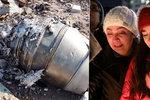 Sestřelení ukrajinského letadla v Íránu si vyžádalo 176 obětí. Jak to před rokem bylo?