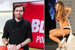 """Blesk Podcast: """"Pokud je porno Verešové deepfake, byl by to masterpiece,"""" řekl odborník Michal Orsava"""