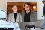 Ladislav Štaidl (75) bojuje v nemocnici s covidem: O jeho fenku se stará syn Artur!