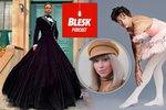 Podcast: Odvážní muži v dámských šatech? Móda se vrací ke kořenům, říká Ina T.