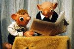 Na Slovensku předabují animák Spejbla a Hurvínka. Čeština je zakázaná