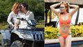 Lindsay Lohan a ruský miliardář: Láska na safari!