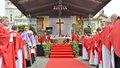 Ve Staré Boleslavi začala tradiční pouť. V průvodu jsou relikvie svatého Václava
