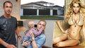 Ochotská po rozvodu s tenistou Rosolem: Čeká na miliony z prodeje vily!