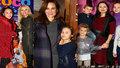 Celebrity vyvedly do kina potomky: Šárka Grossová přišla s Natálkou, hvězda Rodinných pout s celou rodinou!