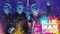 Blue Man Group vystoupí poprvé v Česku: Modří plešouni představí svou show hned třikrát