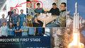 """Tomu neuvěříte! Ajťák z """"nejšílenější"""" fotky internetu stavěl s miliardářem Muskem raketu Falcon Heavy"""