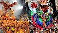 Vyzývavé tanečnice a masky zaplavily Rio. Slaví se i v bahně, čeká se 6 milionů lidí
