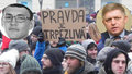 """Den protestů kvůli vraždě Kuciaka. """"Hrozí útoky na veřejné budovy, """" varuje Fico"""