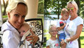 Rozněžněná Zuzana Belohorcová (42) se chlubí: Voňavé miminko v náručí!