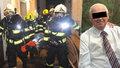 Smrt po požáru hotelu v Náplavní ulici: 82letý cizinec dva měsíce bojoval o život