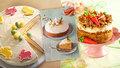 Buďte na velikonoce pěkně vypečení: 3 recepty na veselé jarní dorty