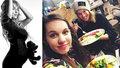 Těhotná Krejčíková se sešla s těhulí Tomešovou: Zažily jsme spolu první alkohol a potahy z trávy!