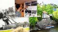 Pohnutý osud domečku u Vltavy: Obýval ho velitel plovárny i výběrčí mýta, komunisté ho chtěli zbourat