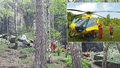 V Tiských stěnách se zranil horolezec, spadl z deseti metrů
