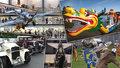 Tipy na víkend: Začíná muzejní noc, na Lipně pojedou draci a strhnou se středověké bitvy