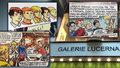 Rychlé šípy slaví 80 let: Připomíná je výstava soudobých komiksových tvůrců v Lucerně