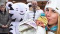 Ledecká dostane miliony za olympijská zlata v létě. Ostudu musela řešit vláda