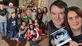 """Taková """"normální"""" rodinka: Radfordovi čekají své jednadvacáté dítě"""