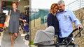 Těhotná Lejla Abbasová o domácím porodu a císařském řezu: Vzpírá se lékařům