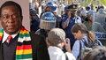 Policie hnala novináře obušky, čekali na poraženého prezidentského kandidáta