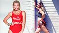 Sexy čtyřicítka Lucie Borhyová: Váhu mi hlídají džíny! Má jich ve sbírce na dvě stovky