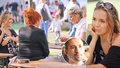 Poslední víkend Vondráčkové v Praze: Myšlenky na rozvod zaháněla s kamarádkou