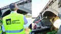 VIDEO: Odborníci zkoumají stav Hlávkova mostu. Jaký vliv bude mít zásah na dopravu?