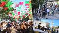 VIDEO: Tisíce Pražanů vyšly do ulic! Metropole se proměnila k nepoznání díky Zažít město jinak