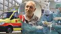 Miroslav Suchopár (62) měl rozsáhlou srdeční příhodu, zachránili ho v IKEM.