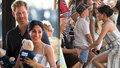 Těhotná vévodkyně Meghan obřím rozparkem baví Australany