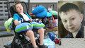 Otec Adámka nevěří dohodě o odškodném: Po trhání mandlí jeho syn zůstal v kómatu