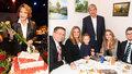 Yvetta Simonová slavila 90: Poprvé ukázala celou rodinu