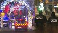 Teror na trzích ve Štrasburku má čtvrtou oběť. Střelce marně hledají stovky policistů