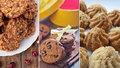 Vánoční cukroví bez cukru, vajec i mléka: Zkuste netradiční kokosky i zdravé cookies
