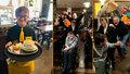 Kavárně tří sester hrozil krach. Díky lidem pořádá pro postižené i diskotéku