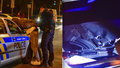 Rozruch v Opletalově: Policisté ve voze našli drogy i samopal! Šlo o atrapu
