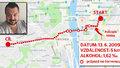 Rallye Kočka junior: Takhle ujížděl před policií! Pět kilometrů v centru Prahy: 5 červených semaforů a 1,6 promile v krvi!