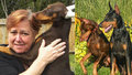 Cvičitelku psů (†66) našli doma mrtvou a okousanou: Policie u ní našla dva dobrmany