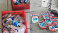 Pach, špína a modrá barva: Veterináři zadrželi 300 kilo závadného polského masa
