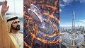 Nová budoucí ikona Dubaje: Věž Burdž Jumeira (550 m) vznikne z otisku šejka!