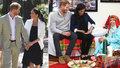 Královský pár na návštěvě Maroka: Těhotná Meghan se dala tetovat!