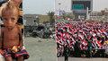 """""""Smrt Americe!"""" skandovali v rozbombardovaném městě. Válka v Jemenu drtí místní"""