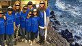 Zoufalé manželky († 39) sjely v autě z útesu: Na smrt s sebou vzaly 6 adoptivních dětí!